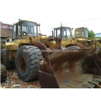 used caterpillar 966F2 wheel loader
