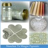 Silver White Pearl Pigments for Paints, Coating