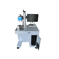 Abs/Steel/Auto Parts/Hard Wares/Ring Fiber Laser Marking Machine RF-F-20W
