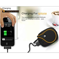 7800mAh new power bank 2014 for phone and tablet pc