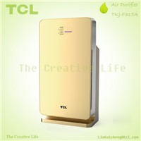 Adevanced Level Air Purifier With Seven-Stage System with Golden Panel