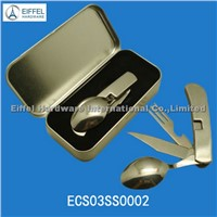 Portable camping cutlery (ECSS03SS0002)