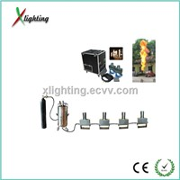 Fire machine system Super Flame projector (X-S39)