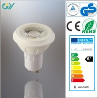 JY-A5-GU10 LED Spotlight COB 6W
