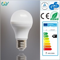 E27 LED bulb with CE/TUV/RoHS Certification