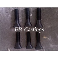 Heat-treated 12.9 Grade High Strength Bolts for Mill Liners EB008