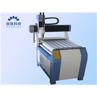 CNC Route RF-6090-1.5KW for Advertising Materials Cutting Service in High Precision