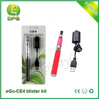ecig pack ego-ce4 blister kit china wholesale e-cigarette