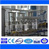 liquid magnetic flow meter test bench