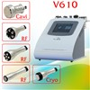 Lipo Sculpting Cryolipolysis Cavitation Radio Frequency Fat Freezing Machine