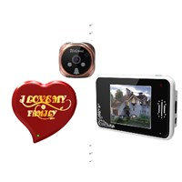 2.4GHz Digital  Wireless Peephole Viewer