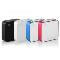 6600mAh Dual Output Power Bank for Samsung S5