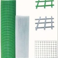 Galv electro welded  wire mesh ,Galv electro welded fence