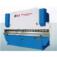 WC67Y/k high precision hydraulic press brake