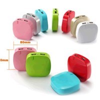 OEM Cute Square 5000mah Battery Power Bank