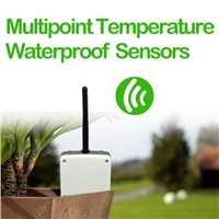 Package of 4 Temperature Wireless Waterproof Sensors