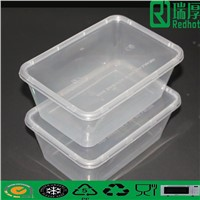 Plastic Food Container Can Be Takenaway (1000ML)