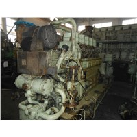 QINHUANGDAO SINOOCEAN MARINE stock crankshaft and diesel engine complete for sale