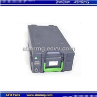 atm machine parts Wincor Nixdorf Currency cassette with lock and key 01750052797