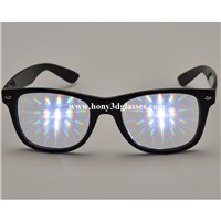 plastic fireworks glasses most popular style in USA