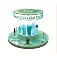 Display Rack Stand for Facial Cleanser