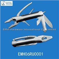 Multi Tool with rubber part embeded on handle(EMH06RU0001)