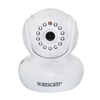 H.264 HW0021 1Megapixel HD Wifi Wireless Video Camera Free P2P Security Webcam Cameras Recorder