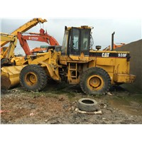 Used Wheel Loader Caterpillar 938F / Used Wheel Loader Caterpillar 938F