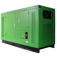 150kw Silent Type Gas Powered Generator