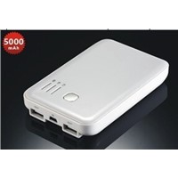 5000mAh Mobile Phone Protable Power Bank