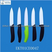 Ceramic Kitchen Knife with different size and different models(EKT01CE0047)