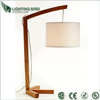 Hot selling wood table lamp