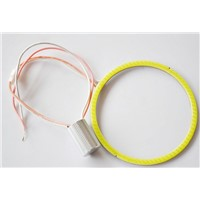 12-24v 60MM 70MM 80MM 90MM 100MM 110MM 120MM 130MM 140MM COB car led angel eye rings