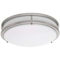LED light, LED ceiling light, commerical light, lighting fixture, flush mount