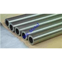 Gr2 Gr9 ASTM B338 Seamless Titanium Tube & Pipe China Manufacturer