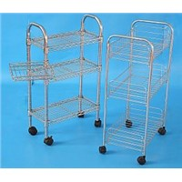 Chrome-plated Working Trolley