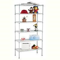 High Quality Chrome-plated household Wire Shelf