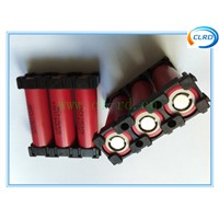 18650 battery bracket Used for cylindrical lithium-ion cells packing Flame retardant plastic