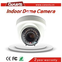 CCTV Security IR Indoor CCD Dome Camera