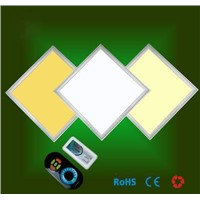 Dimmable LED panel light with Triac dimmer