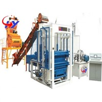 HY-QT5-20 Cement hollow block making machine