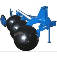 Heavy duty tube Disc plough disc plow for agricultural farming tractor implement cultivator