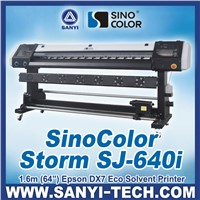 1.6M DX7 Wide Format Printer with Epson DX7 Head, SinoColor SJ-640i