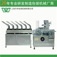 Thin-sheet automatic cartoning machine