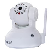 Wanscam HW0024 720P P2P Ir-cur Indoor IP Camera Support TF Card