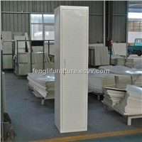 Knock Down Single Door Steel Locker