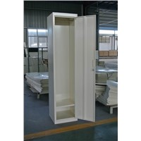 Single Door Steel Locker Cabinet