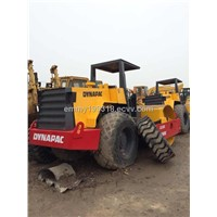 used Dynapac CA30D CA25 CA511 CA25D road roller,used 12ton Dynapac CA30D road roller