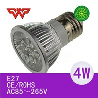 led spotlight e27 spot light with CE ROHS,3 year warranty and cheap price