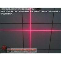 FU650AC200-FGD16 DC5-25V 640-660nm red cross hair laser (adjustable focus)